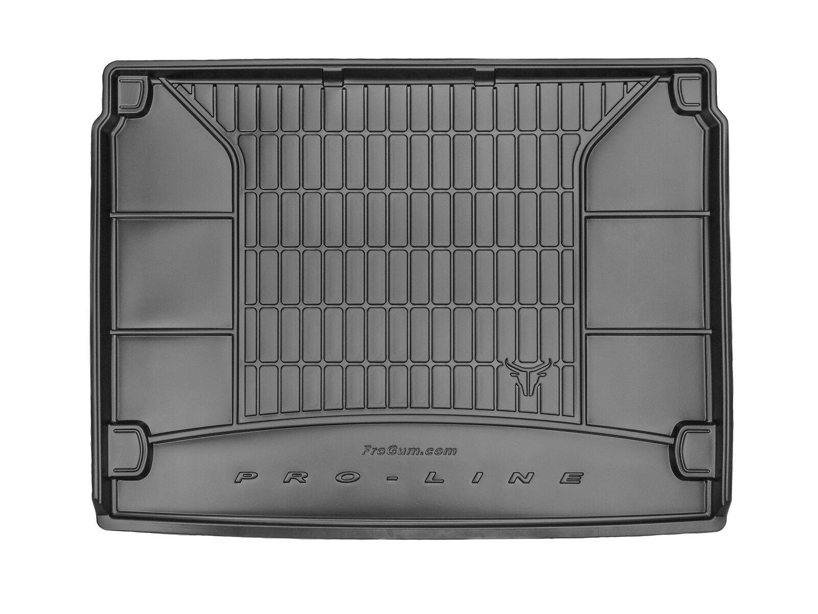 Tapis de sol pour Peugeot Partner Van 2008-2018 Van 2 pi/èces sur mesure antid/érapant avec talonnette en PVC