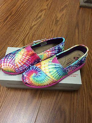 "New Girl/'s//Childs Skechers  Lil Bobs Bob/'s /""Shimmer /& Shake/"" Shoes//Flats 85110"