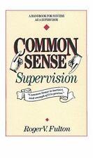 Common Sense Supervision, , Good Book