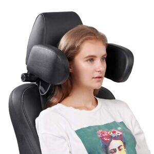 Car-Headrest-Nap-Support-Fitted-Seat-Pillow-Car-Functional-Travel-Car-AccesC3G8