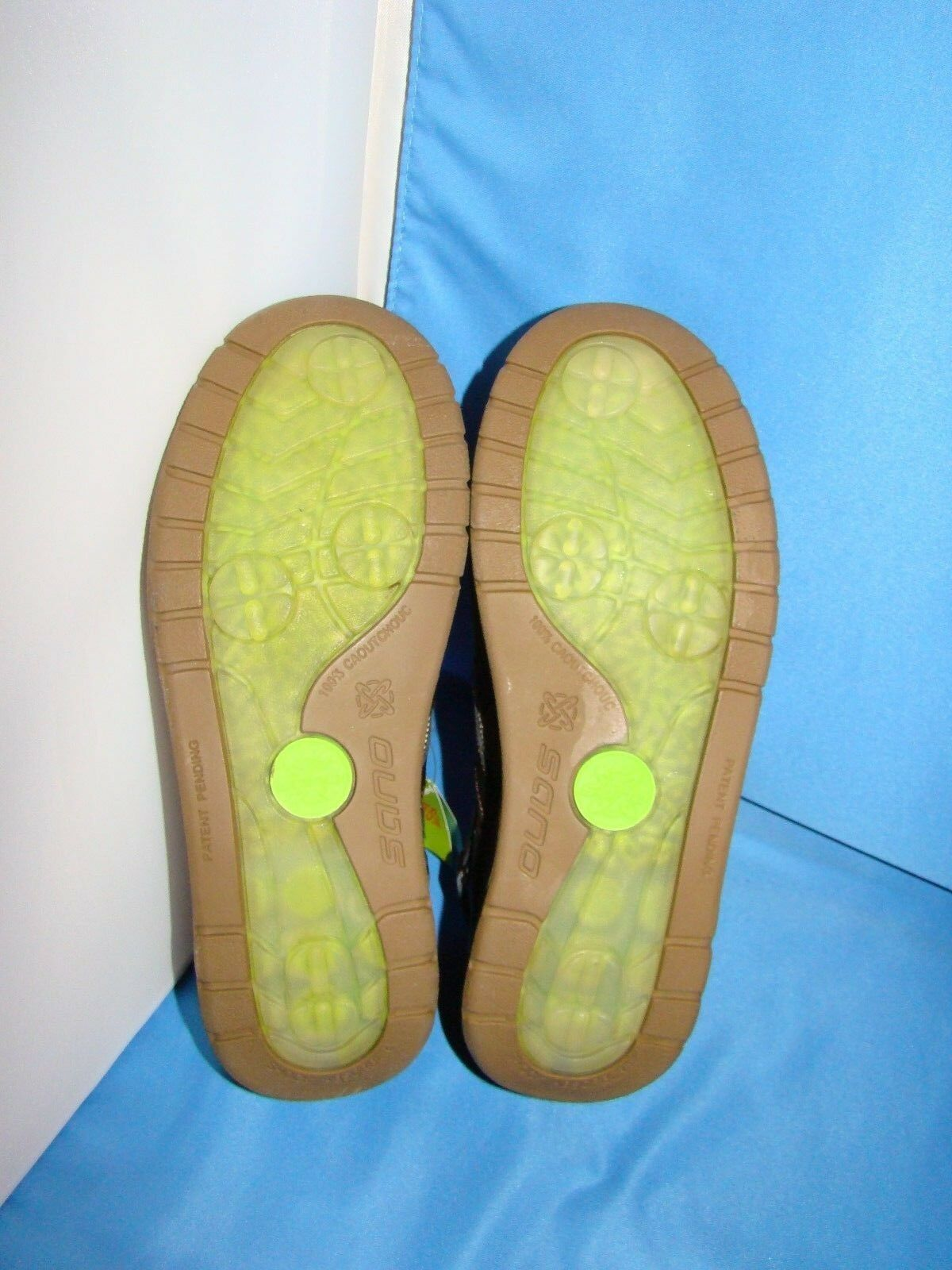 Women's Sano By Mephisto Excess Excess Excess Mary Jane shoes Size-8 Bronze Perl Calfskin 42dc54