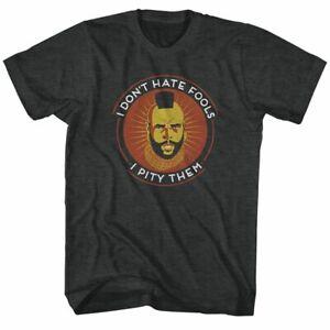 Mr-T-The-Tao-Of-T-Black-Heather-T-Shirt