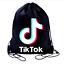 Boys-Girls-Tik-Tok-Drawstring-Backpack-PE-Swim-Gym-Sports-School-Bag-Rucksack-UK thumbnail 9