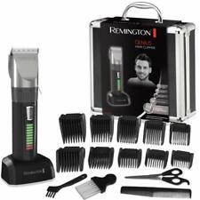 REMINGTON Haarschneider HC5810 Genius Haarschneidemaschine mit Koffer Schere