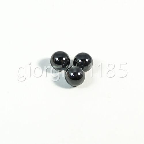 US Stock 10x 2mm 0.07874inch Ceramic Diff Bearing Balls Si3N4 Silicon Nitride G5