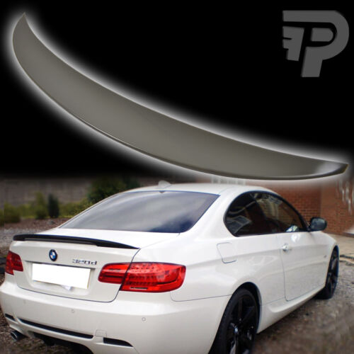 ABS NEW BMW 3-SERIES E92 2DR PERFORMANCE TYPE BOOT REAR TRUNK SPOILER 2011 ▼