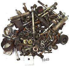 Moto Morini Kanguro 350 3 1/2 - Alle Schrauben Reste Teile Halter