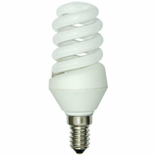 Stock Bell T2 Next Generation Ultra Mini Spiral Bulb 15w SES 10 000 Hours