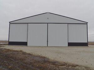 Details About Sliding Door Frame Kit Pole Barns U0026 Buildings Heavy Duty  Hardware Track Trolleys