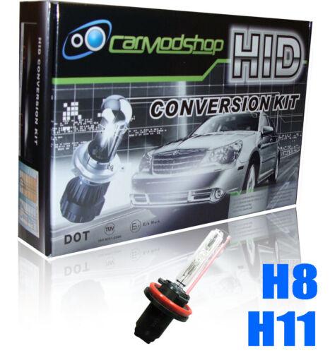 Xenon HID Kit de conversión de descarga de gas H11 35 W presupuesto Canbus Para Nissan Qashqai