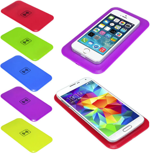 2015 Qi Wireless Charger Transmitter Charging Pad Ladegerät For Samsung S3 S4 S5