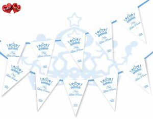 New-Little-Prince-Baby-Shower-Christening-Naming-Day-Bunting-Banner-15-flags