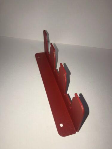 milwaukee m18 4 battery rack holder