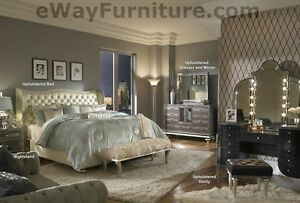 Hollywood-Swank-Creamy-Pearl-White-Leather-King-Bed-AICO-Bedroom-Furniture