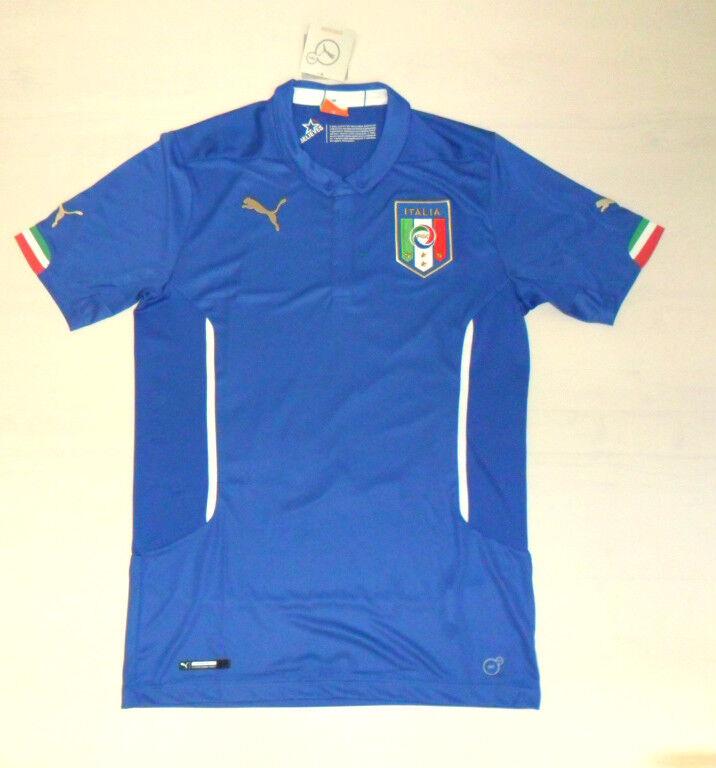 FW14 PUMA L ITALIEN T-SHIRT WELT ERSTE BRASIL ITALIEN TRIKOT JERSEY  | Preiszugeständnisse