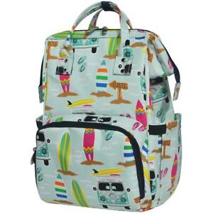 Surf Beach NGIL Diaper Bag Baby Kids Toddler Mom Bag Backpack Free Ship! NEW