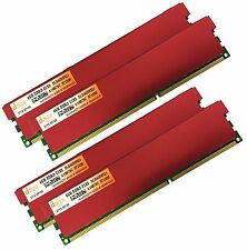 16GB 4x 4GB DDR3 2133MHz PC3-17000 DESKTOP Memory Non ECC 2133 Low Density RAM