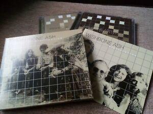 Wishbone Ash Distillation 4cd Box Set inc rarities