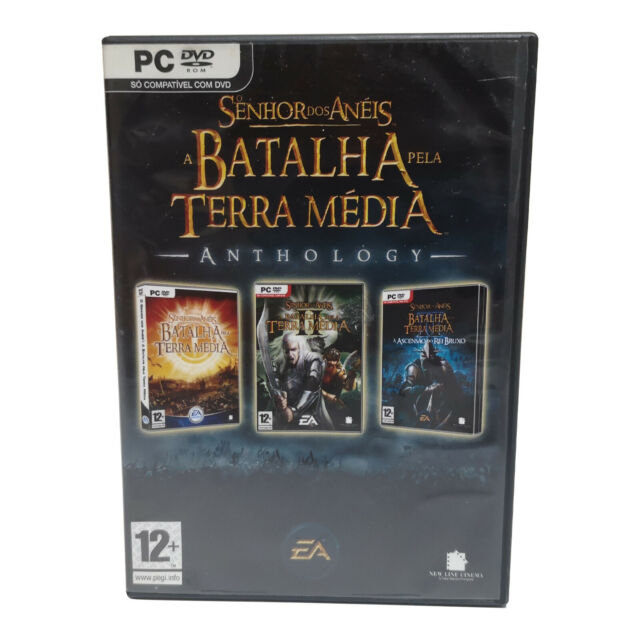 Lord of the Rings Battle for the Middle-Earth Anthology Complete PC English Game