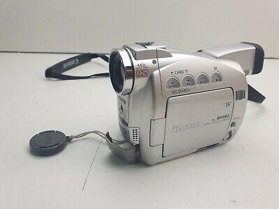 Canon mv650i PAL Mini DV Firewire DV-Ausgang zur