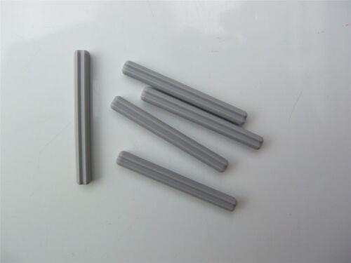 Parts /& Pieces 5 x Lego Grey CROSS AXLE 5M 4211639