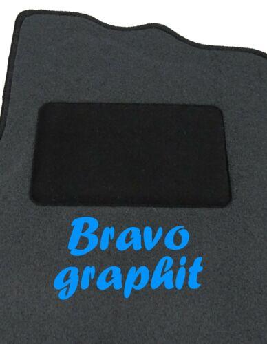 Tappetino vestibilità VOLVO v50 s40 BJ 2004 a 2012 Incl fissaggio 5511