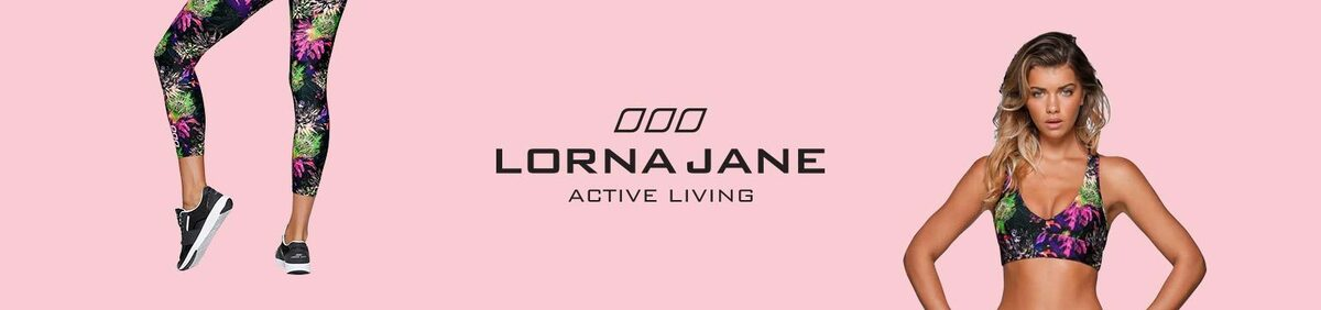Shop Event 20% off Storewide at Lorna Jane Use code POOLSIDE at checkout. *T&Cs apply
