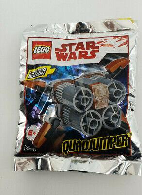 Quadjumper 911836 Foil Pack ORIGINAL LEGO STAR WARS LIMITED EDITION Minifigure