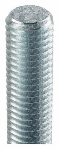 "Fabory Fully Threaded Rod Length Grade A Steel 3 ft 3//8/""-24"