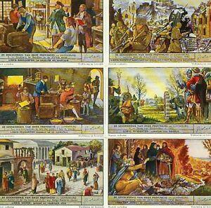 LIEBIG : S_1527 : 'Histoire de nos provinces Luxembourg