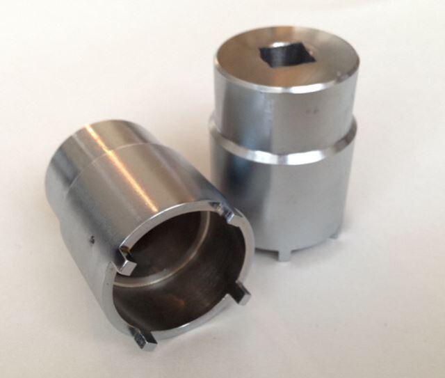 Moto Guzzi Quota 1000 Crank Shaft Timing Nut Socket PT No. GU18927651