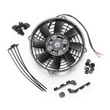 """ACP 8"""" Universal Pull Radiator Cooling Fan Straight Blades Replacement Unit"""