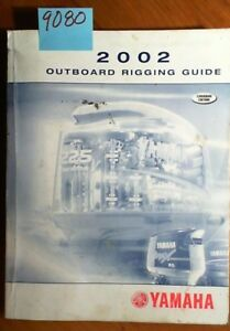 yamaha outboard 2002 02 rigging guide manual 5 02 canadian edition rh ebay com yamaha outboard rigging guide 2016 2002 yamaha outboard rigging guide