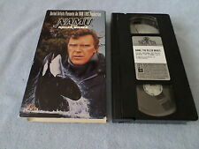 Namu, the Killer Whale (VHS, 1966) - ROBERT LANSING