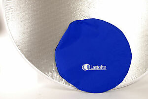 NEW-LASTOLITE-Reflector-38-034-Silver-LL-3803