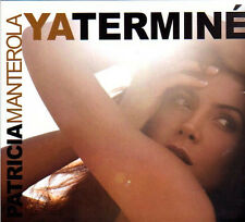PATRICIA MANTEROLA Ya Termine CD Rare And Now Hard To Find Ex Garibaldi