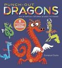 Punch-Out Dragons: Mix and Match! Sturdy and Easy to Make! by Emmanuel Charles (Hardback, 2015)