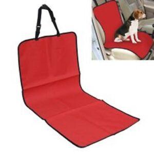 Pfoten-Hund-Auto-Einzelner-Sitzbezug-vorne-oder-hinten-SEAT-COVER-PROTECTOR-Pet-Car-Cover