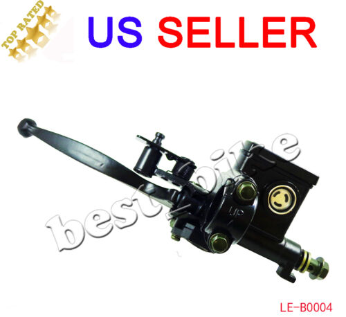 Left Brake Master Cylinder Lever quad ATV 50cc 70 110cc 125cc 150 taotao Sunl