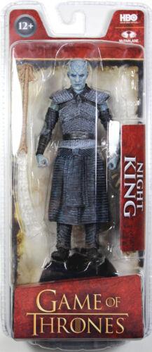 Night King+ GAME OF THRONES SERIES 1 ACTION FIGURE SET ~ Jon Snow Arya