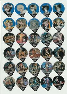 Cats - The Musical : complete creamer top set - ideal for framing