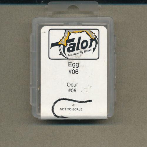 Talon E217 size 06 qty 25 Egg Hook