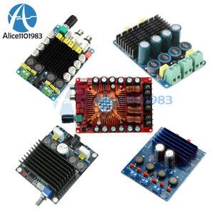TDA7498-TDA7498E-Class-D-HIFI-Digital-2x100W-2x160W-Audio-Stereo-Amplifier-Board