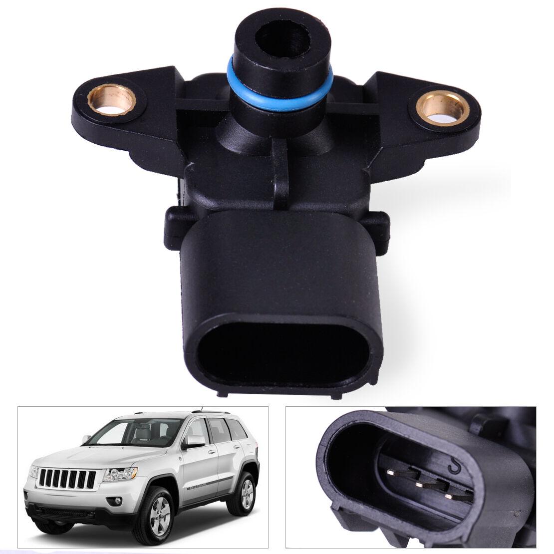 OCPTY Manifold Absolute Pressure Sensor Fits 2004-2010 for Chrysler// 2004-2011 for Dodge 56041018 DG-AS141 MAP Sensor