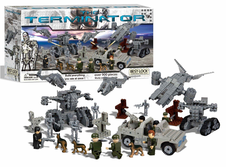 The TERMINATOR-ULTIMATE termination, riproduzione 01035t, oltre 900 pezzi