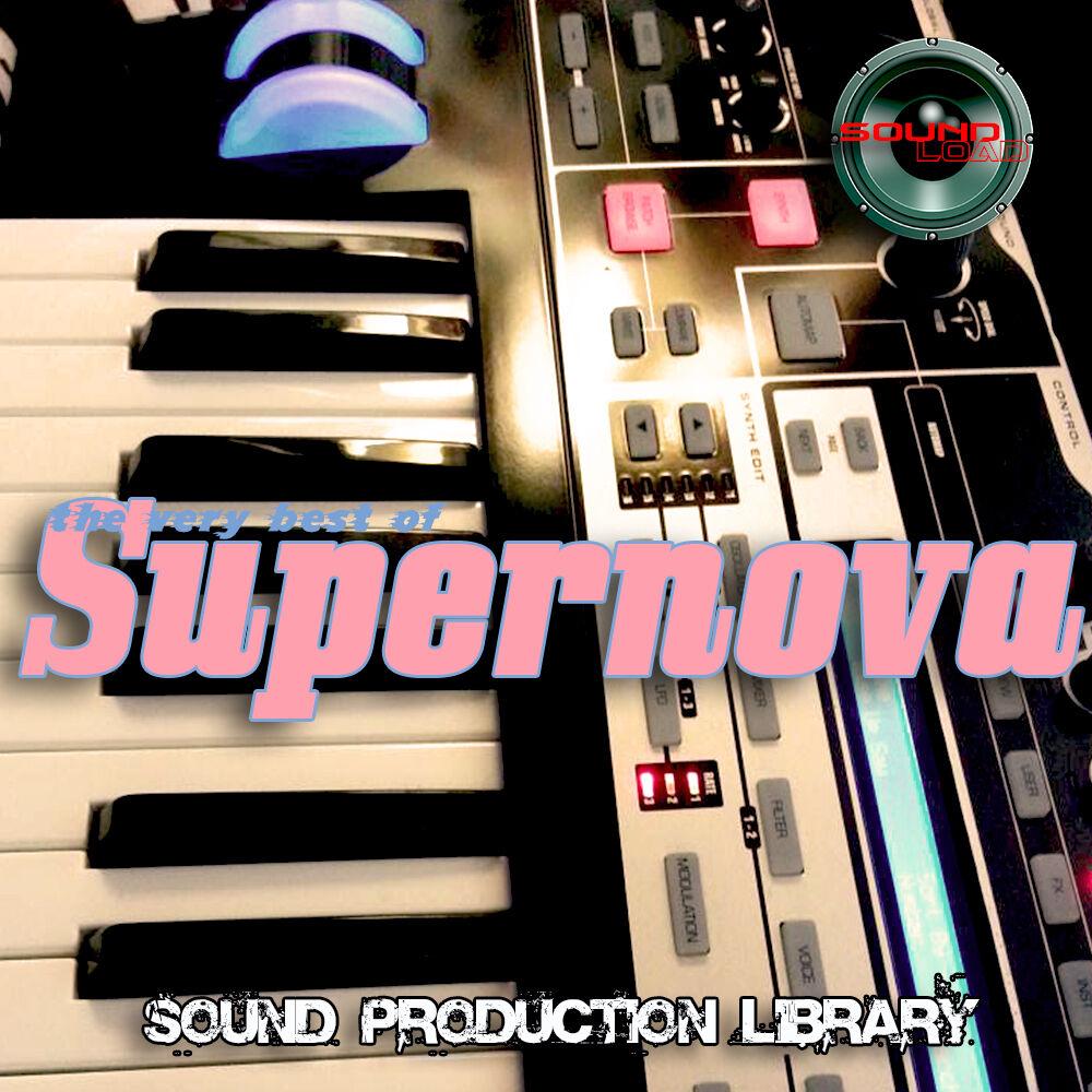 SUPERNOVA - BEST OF/Original HUGE 24bit WAVE Multi-Laye