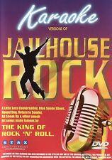 Elvis Presley : Karaoke versions of Jailhouse Rock (DVD)