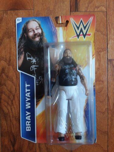 WWE MATTEL~SIGNATURE SERIES BASIC~BRAY WYATT~ACTION FIGURE~RARE~