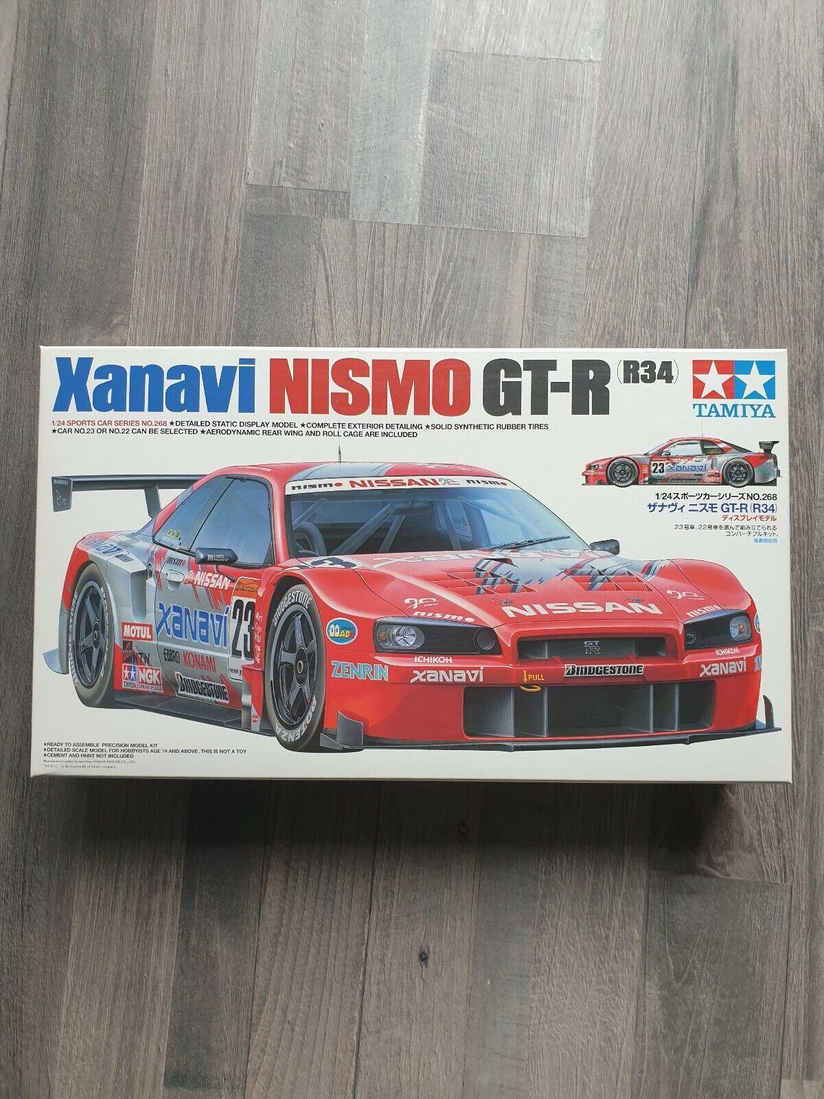 Tamiya Nissan Skyline Xanavi 1 24 1 24 Revell Aoshima Fujimi