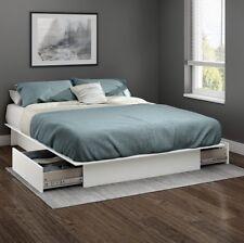 A America Grant Park Storage Platform Bed Queen Ebay
